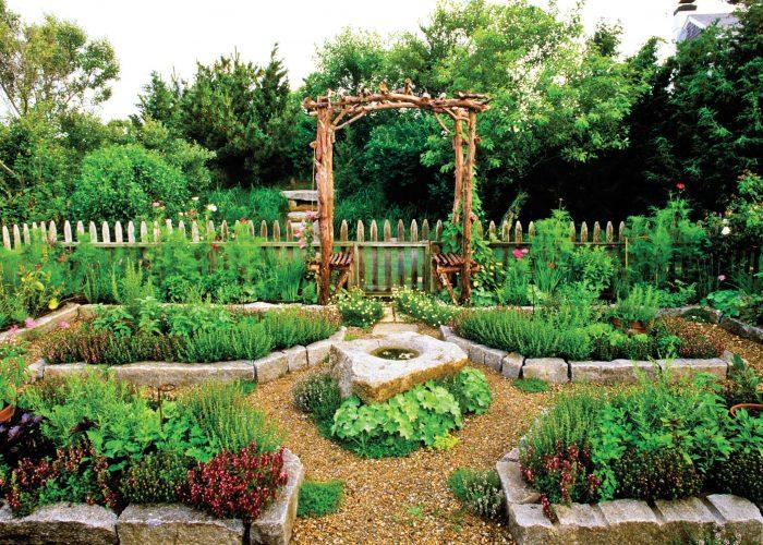 Класное оформления огородика
