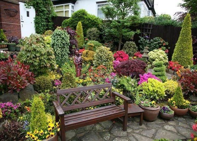 Особенности Английского сада