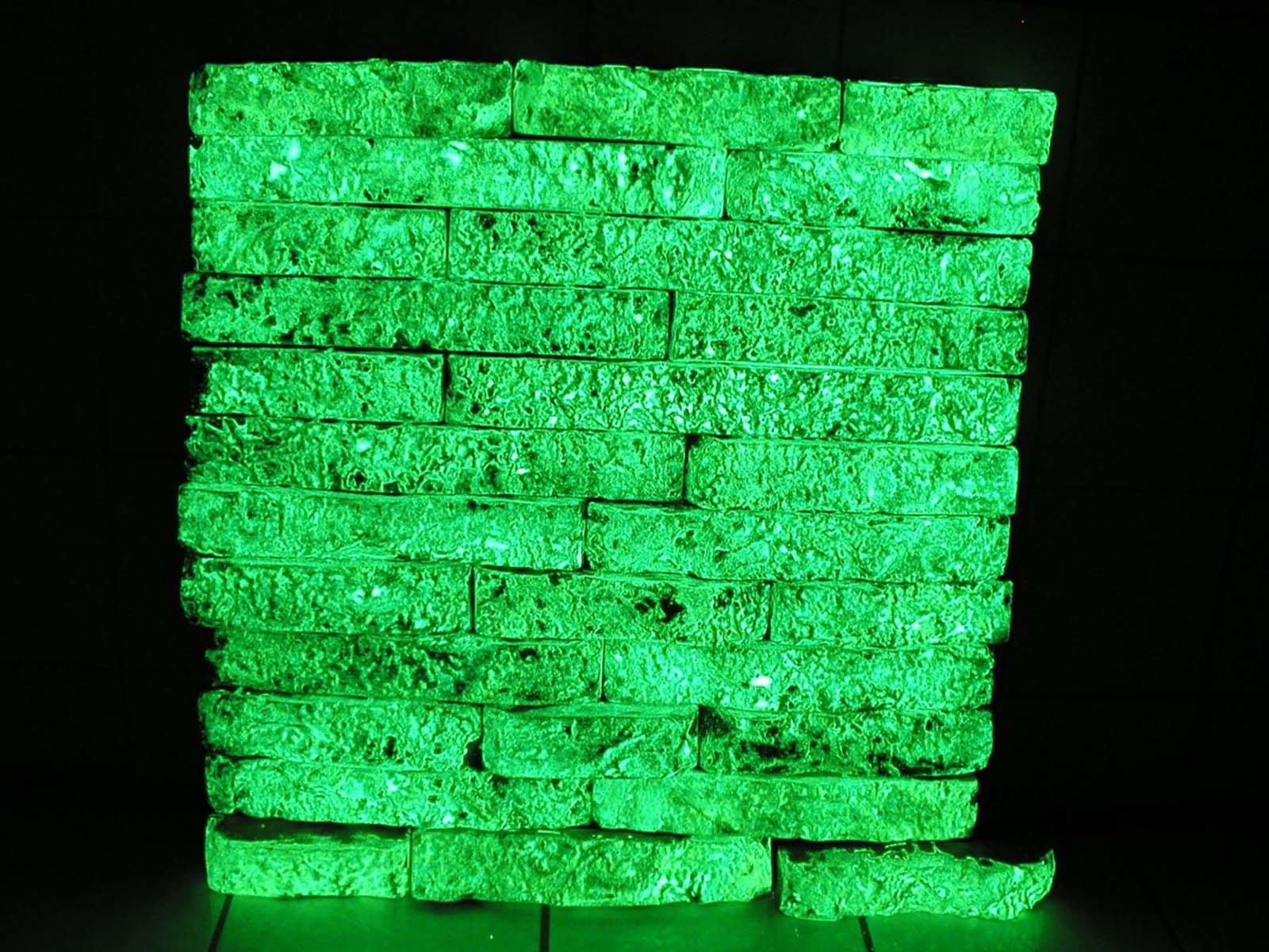 Декоративная светящаяся стена